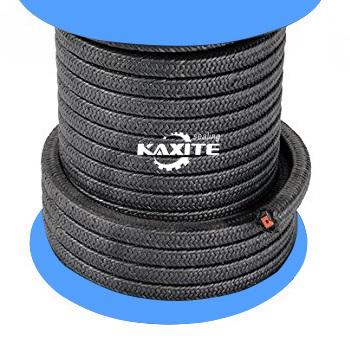 Графитно PTFE опаковане със силициева гума Core
