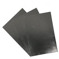 Графитен лист, подсилен с метално фолио