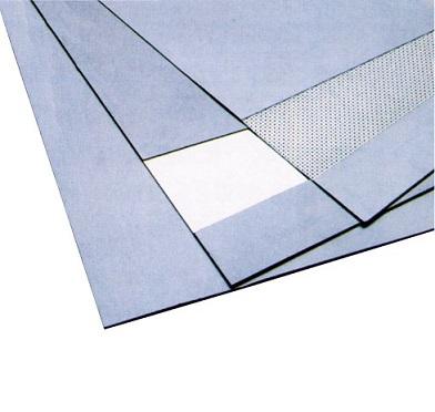 Графитен лист с метална мрежа
