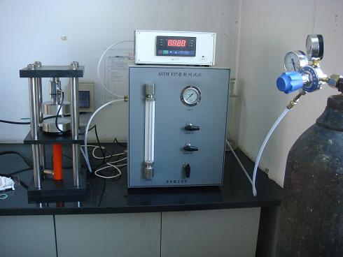 Машина за тестване на въздуха