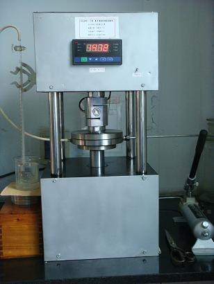 Машина за тестване на атмосферно налягане 20Т