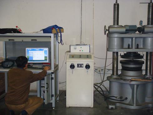 Пълна тестова машина за производителност на уплътнението